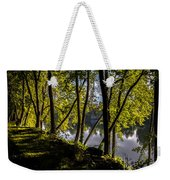 Waters Edge Weekender Tote Bag by Bob Orsillo