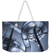 Waterslide Weekender Tote Bag