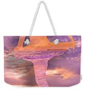 Waterspout Weekender Tote Bag