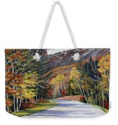 Waterville Road New Hampshire Weekender Tote Bag