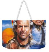 Waterworld Weekender Tote Bag