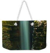 Watkins Glen Bridal Veil Weekender Tote Bag