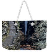 Watkins Glen Central Cascade Weekender Tote Bag