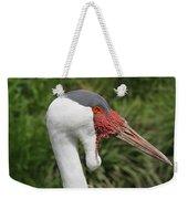 Wattled Crane Weekender Tote Bag