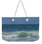 Wave At Seal Beach Weekender Tote Bag