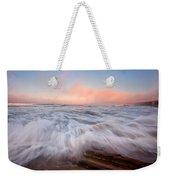 Wave On Wave Weekender Tote Bag