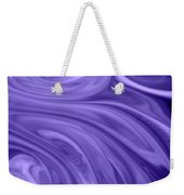 Waves 2 Weekender Tote Bag by Riad Belhimer