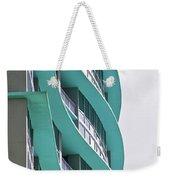 Waves At The Waverly Weekender Tote Bag
