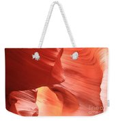 Waves Faces And Light Weekender Tote Bag
