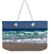 Waves Of Happiness  Weekender Tote Bag