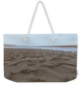 Waves Of Sand Weekender Tote Bag