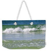 Waves Of The Gulf Of Mexico Weekender Tote Bag