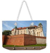 Wawel Royal Castle In Krakow Weekender Tote Bag