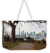 Way To Downtown Weekender Tote Bag