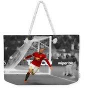 Wayne Rooney Scores Again Weekender Tote Bag