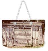 Wayside Shower Weekender Tote Bag
