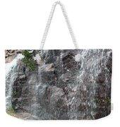 Wayside Waterfall - Acadia Np Weekender Tote Bag