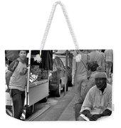 We Are On Sale Weekender Tote Bag
