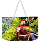 We Are Ready For Pictures Weekender Tote Bag