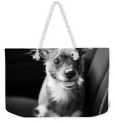 We Goin For A Ride Weekender Tote Bag