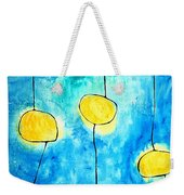 We Make A Family - Abstract Art By Sharon Cummings Weekender Tote Bag