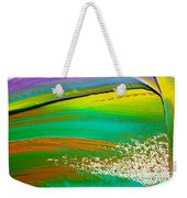 We Paint 5 Weekender Tote Bag