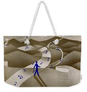 We Three Weekender Tote Bag