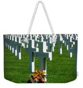 We Will Always Remember Weekender Tote Bag