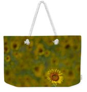 We Worship The Sun Weekender Tote Bag