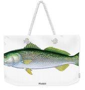 Weakfish Weekender Tote Bag