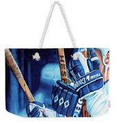 Weapons Of Choice Weekender Tote Bag
