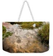 Weather Reflected Weekender Tote Bag