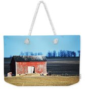 Weather Worn Weekender Tote Bag