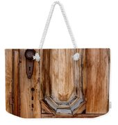Weathered Entrance Weekender Tote Bag