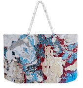 Weathered Wall 02 Weekender Tote Bag