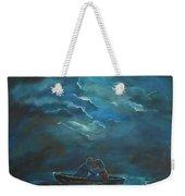 Weathering The Storm Weekender Tote Bag