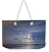 Weaver Pier Illuminated Weekender Tote Bag