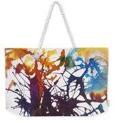 Web Of Life Weekender Tote Bag