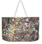 Web We Weave Weekender Tote Bag