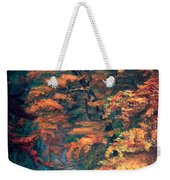 Webster's Falls Weekender Tote Bag