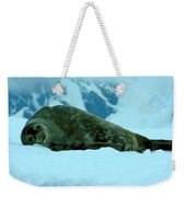 Weddell Seal Weekender Tote Bag
