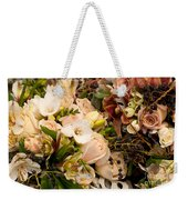 Wedding Bouquets 01 Weekender Tote Bag