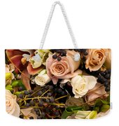 Wedding Bouquets 02 Weekender Tote Bag