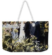 Wedding Party, 1897 Weekender Tote Bag