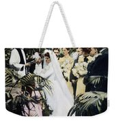 Wedding Party, 1900 Weekender Tote Bag