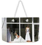 Wedding Shop In Tbilisi Weekender Tote Bag