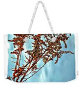 Weed Patch Weekender Tote Bag