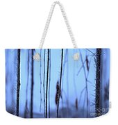 Weeping Forest Frost Weekender Tote Bag