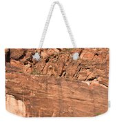 Weeping Rock In Zion National Park Weekender Tote Bag