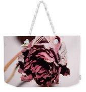 Weeping Rose Weekender Tote Bag